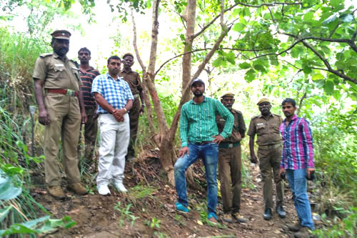 FIELD INSPECTION TEAM AT TAMILNADU
